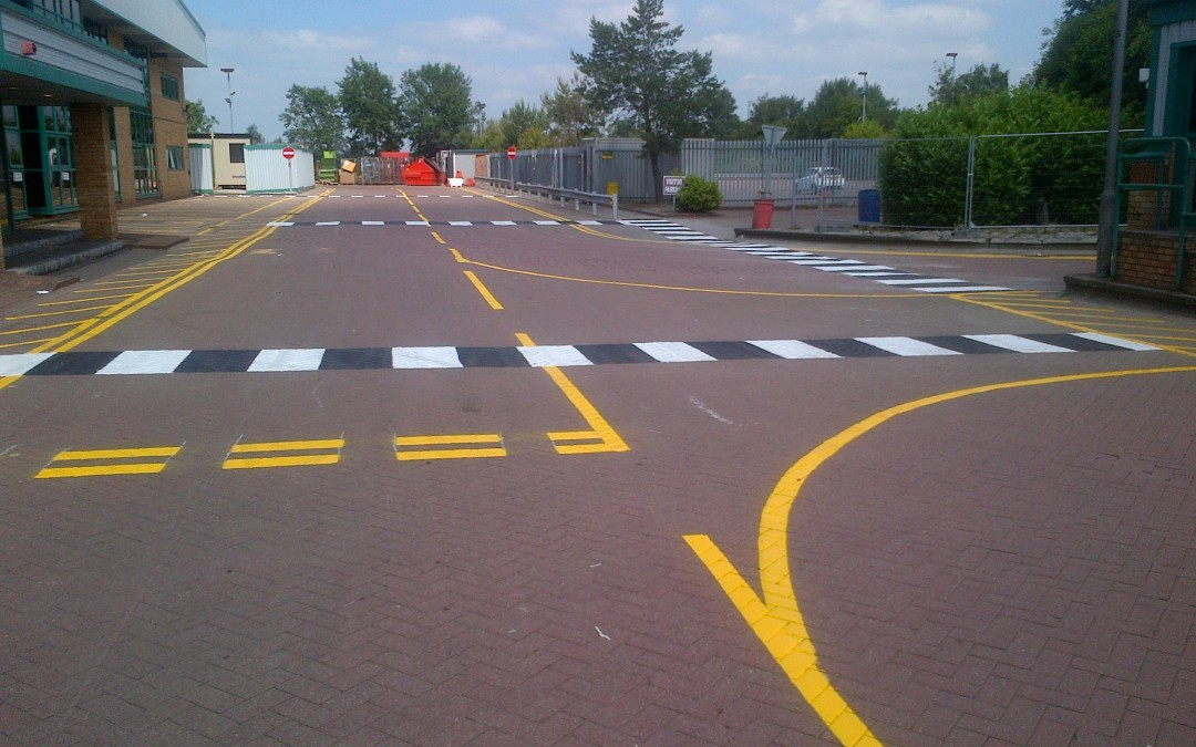 Road Marking Services throughout the UK